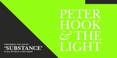 PETER HOOK & THE LIGHT (UK)