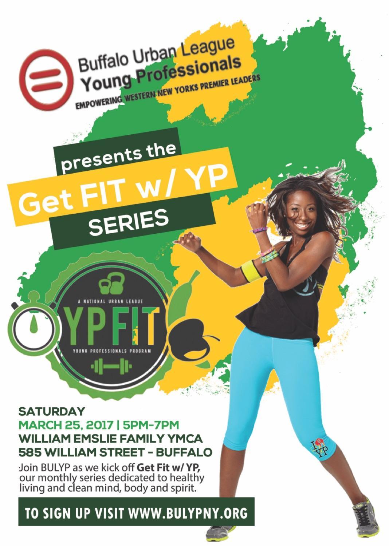 Get FIT w/ YP Series