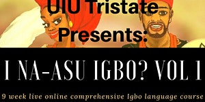 I NA-ASU IGBO? VOL 1: LESSON 2