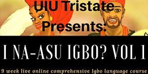 I NA-ASU IGBO? VOL 1: LESSON 4