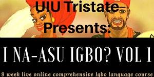I NA-ASU IGBO? VOL 1: LESSON 5
