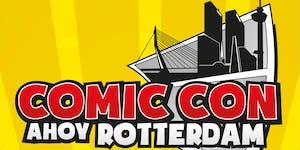 Comic Con Ahoy Rotterdam 2018