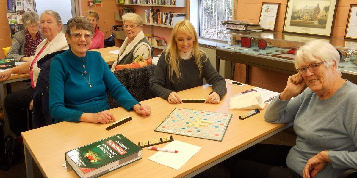 Lets play Scrabble! (Poulton)