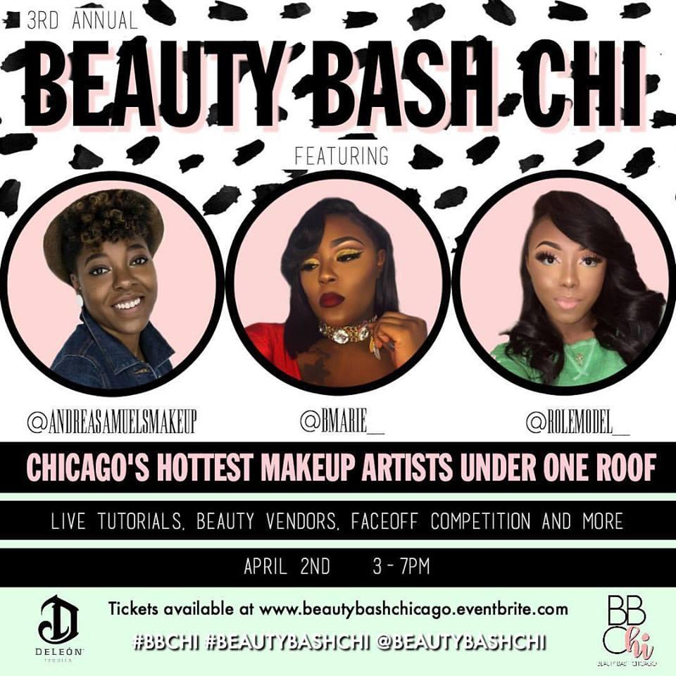 Beauty Bash: Chicago!