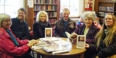 PAGES Short Story Reading Group (Padiham) #LancsLibRG