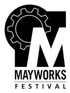 Mayworks Festival  logo