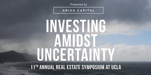 SOLD OUT! Investing Amidst Uncertainty: 11th Annual...