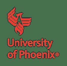 University of Phoenix Sacramento  logo
