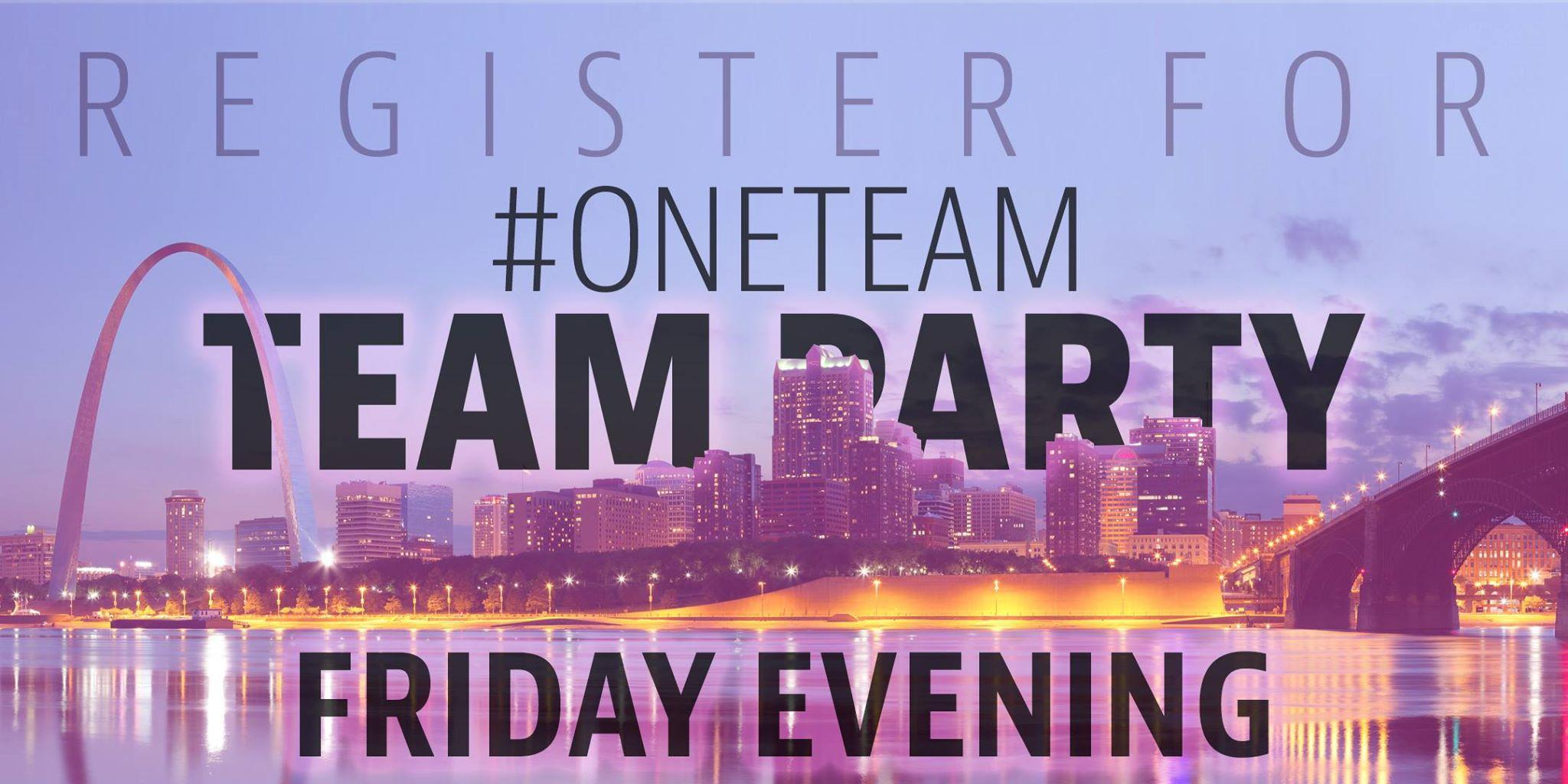 #ONE TEAM GET REAL 2017 BASH!!