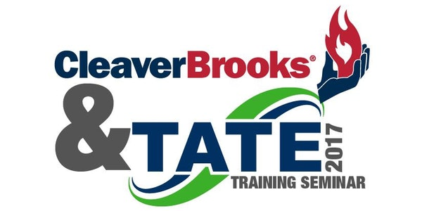 2017 cleaver brooks boiler systems plus level i hosted by tate 2017 cleaver brooks boiler systems plus level i hosted by tate engineering tickets tue 23 2017 at 7 00 am eventbrite