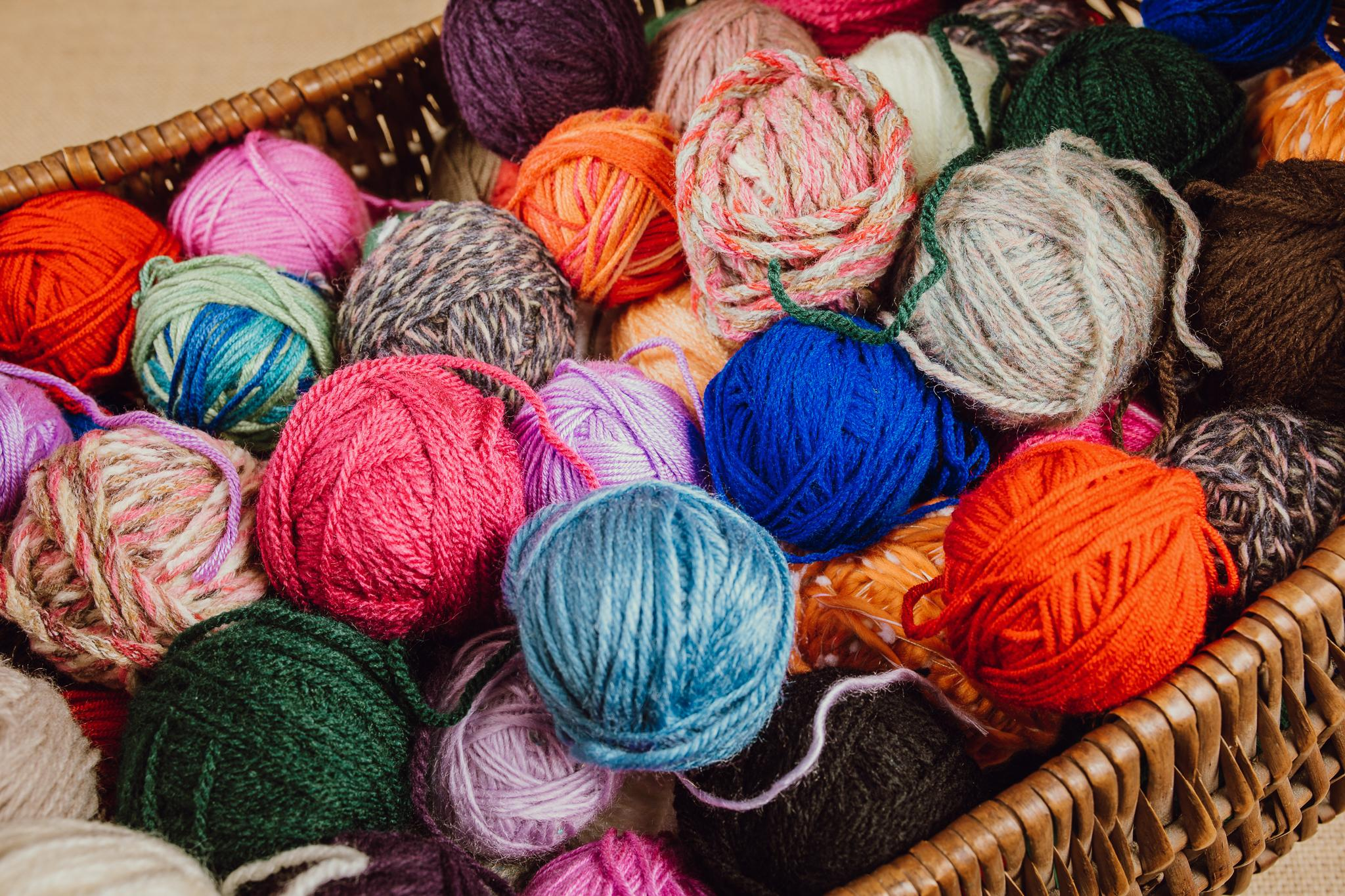 'Beyond the Square' - improvers crochet