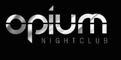 OPIUM SATURDAYS YOUR PREMIER PARTY DESTINATION AT OPIUM ATLANTA!!