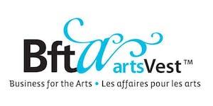 artsVest PEI Workshops