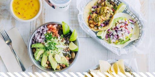 Sneak Eat Event @ Überrito San Antonio