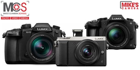 Panasonic Interchangeable Lens Camera - CO Springs tickets