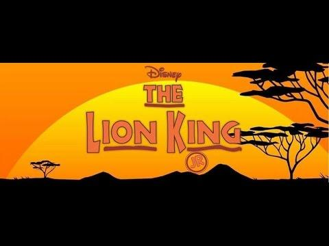 The Lion King, Jr. (Friday Performance)