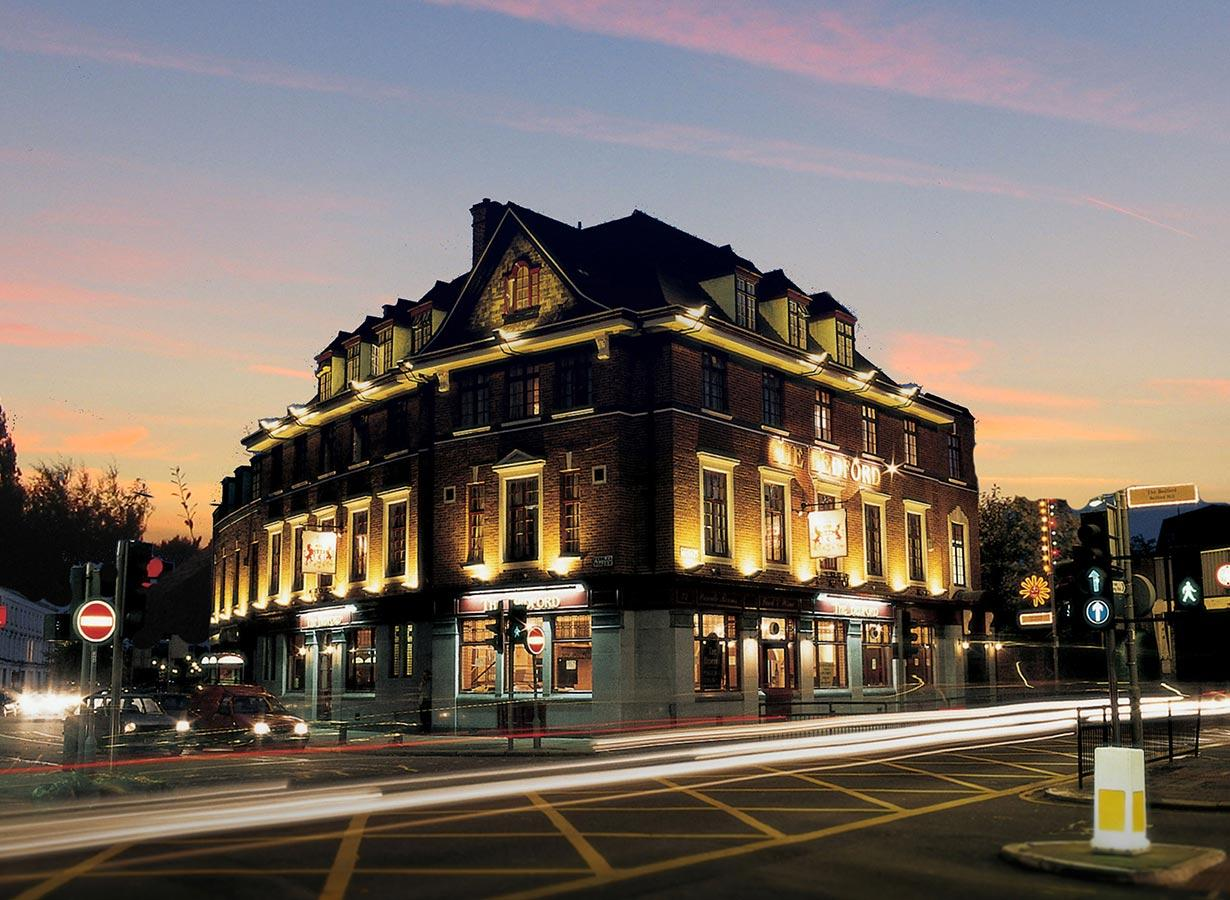 Speed Dating in Balham @ The Bedford (Ages 21-35)