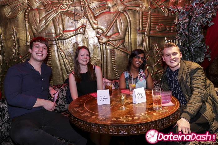 Speed Dating London @ Gilgamesh, Camden (Ages 30-50)