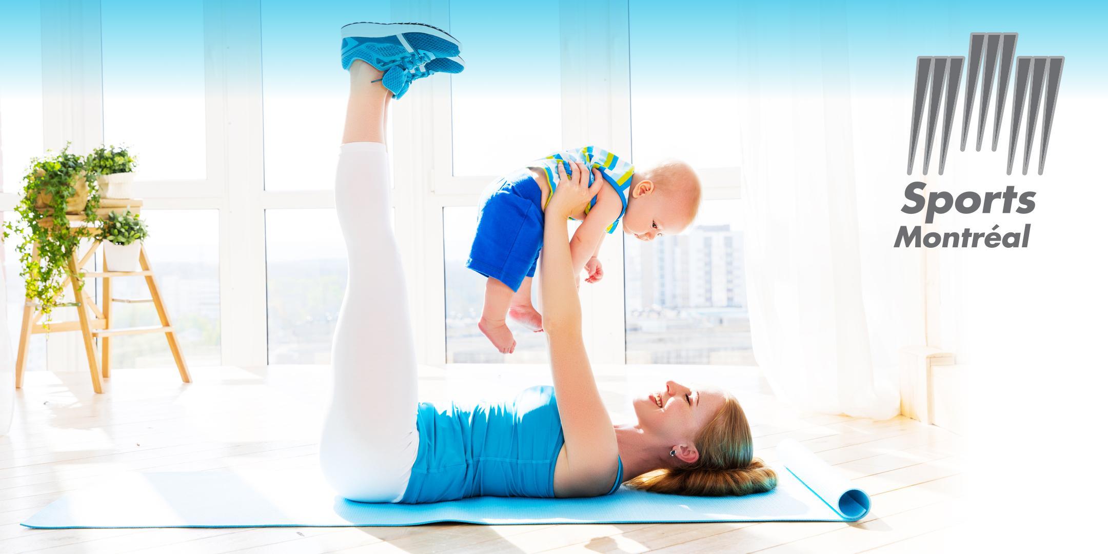 La périnatalité et l'activité physique