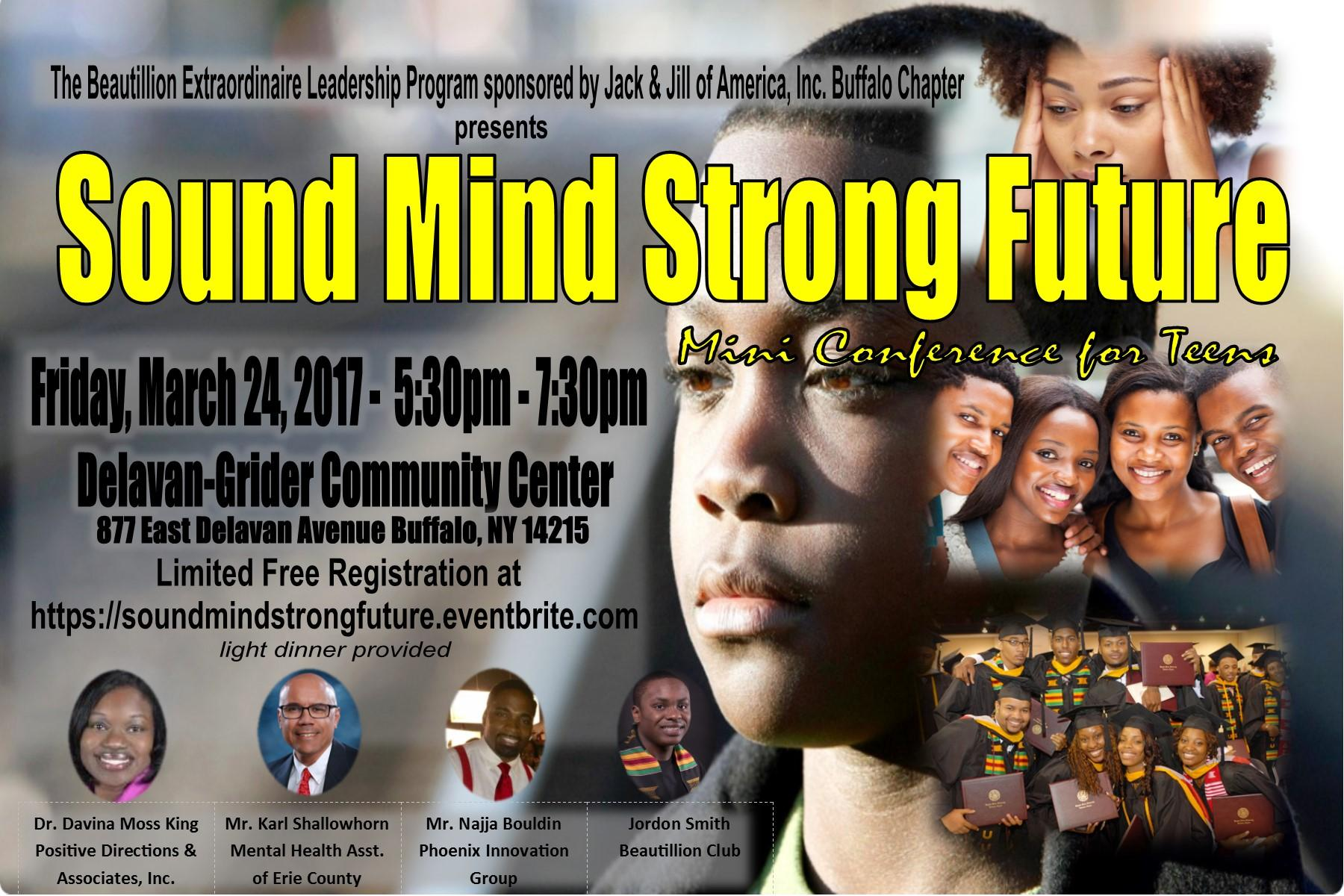 Sound Mind Strong Future Mini Conference for