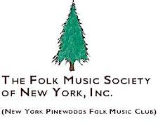 Folk Music Society of NY, Inc. logo