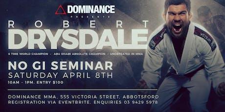 DOMINANCE MMA Events | Eventbrite