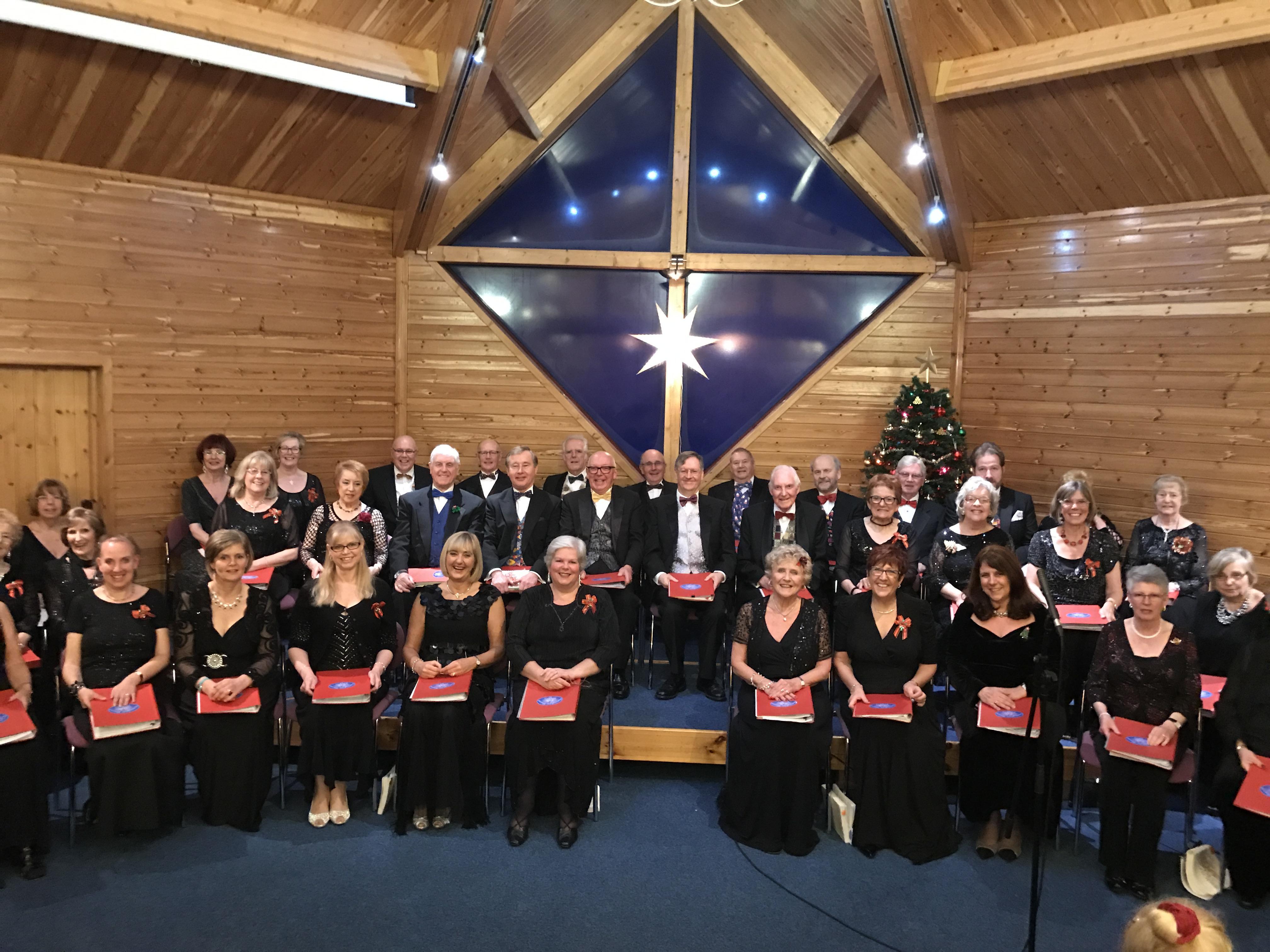 Bluecoat Singers Concert