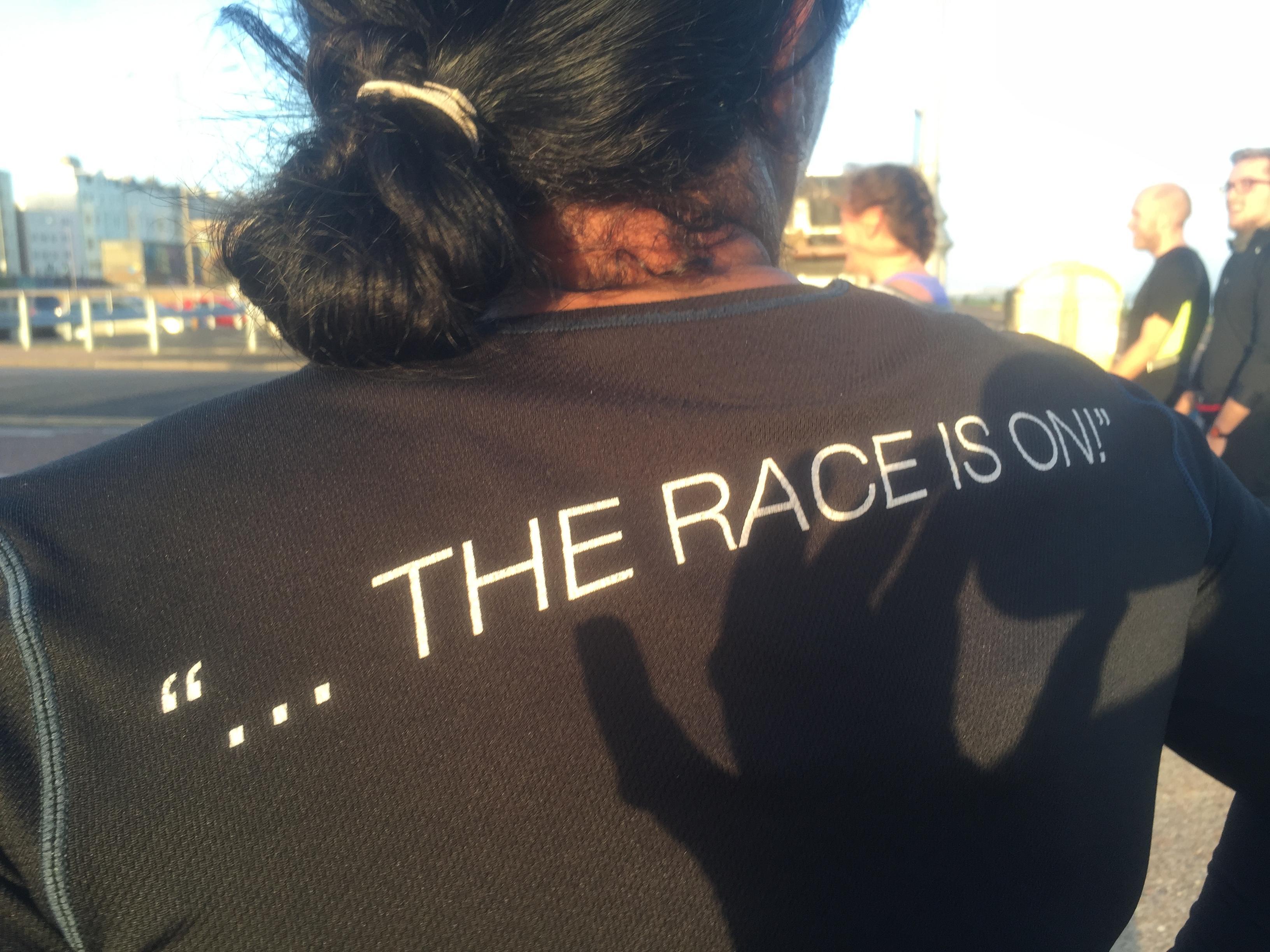 Girls Run the World Urban Adventure Race (6/7