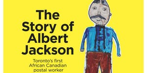 Book Launch & Panel: The Story of Albert Jackson