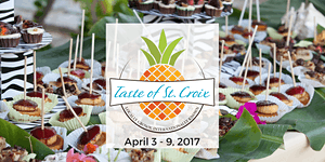 2017 Taste of St. Croix Events