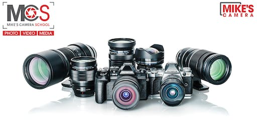 Olympus Interchangeable Lens Camera- Menlo Park