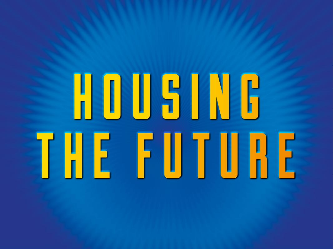 Housing the Future - SFHA Annual Conference 2