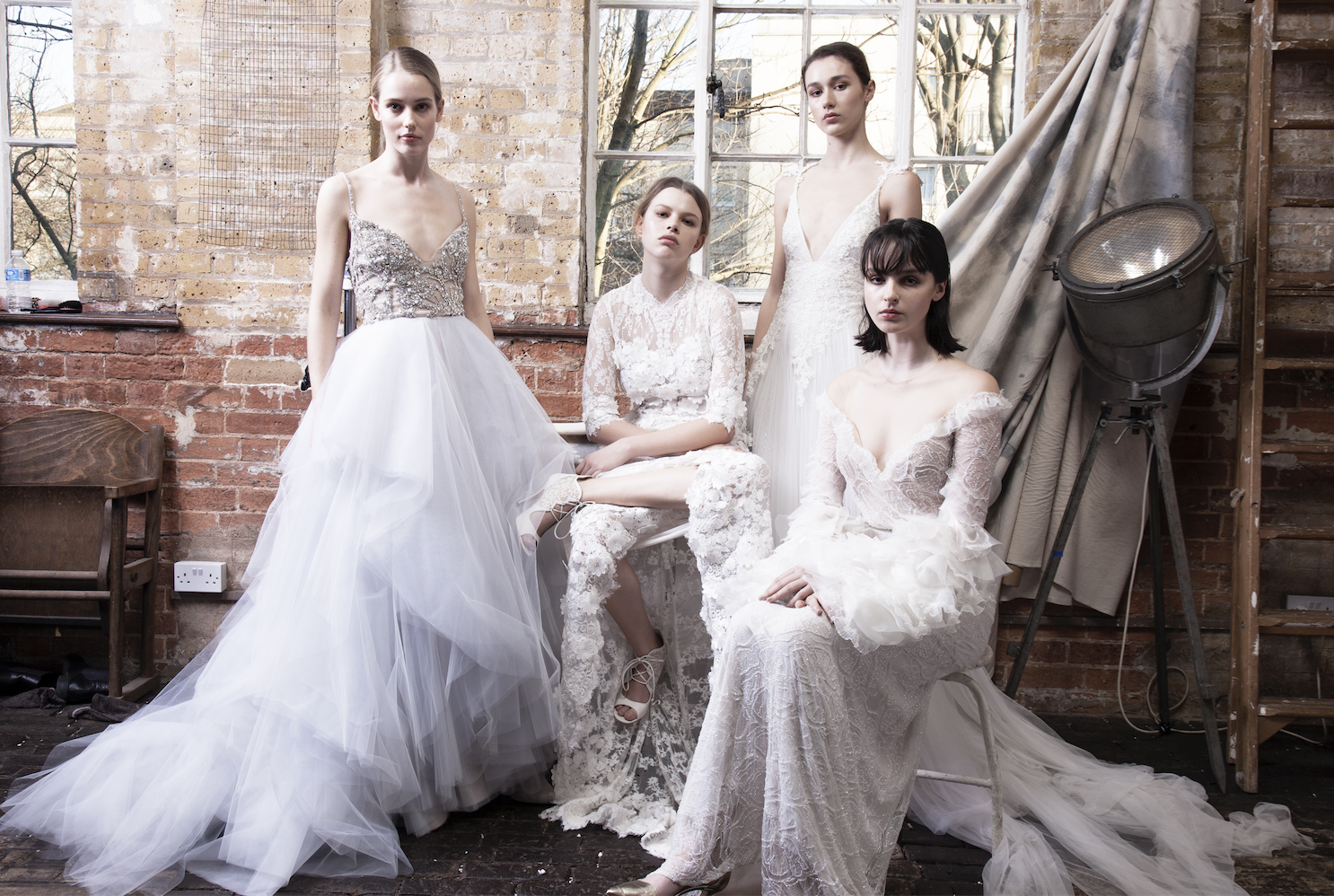 you u0027re invited to les trois soeurs bridal luxury catwalk event