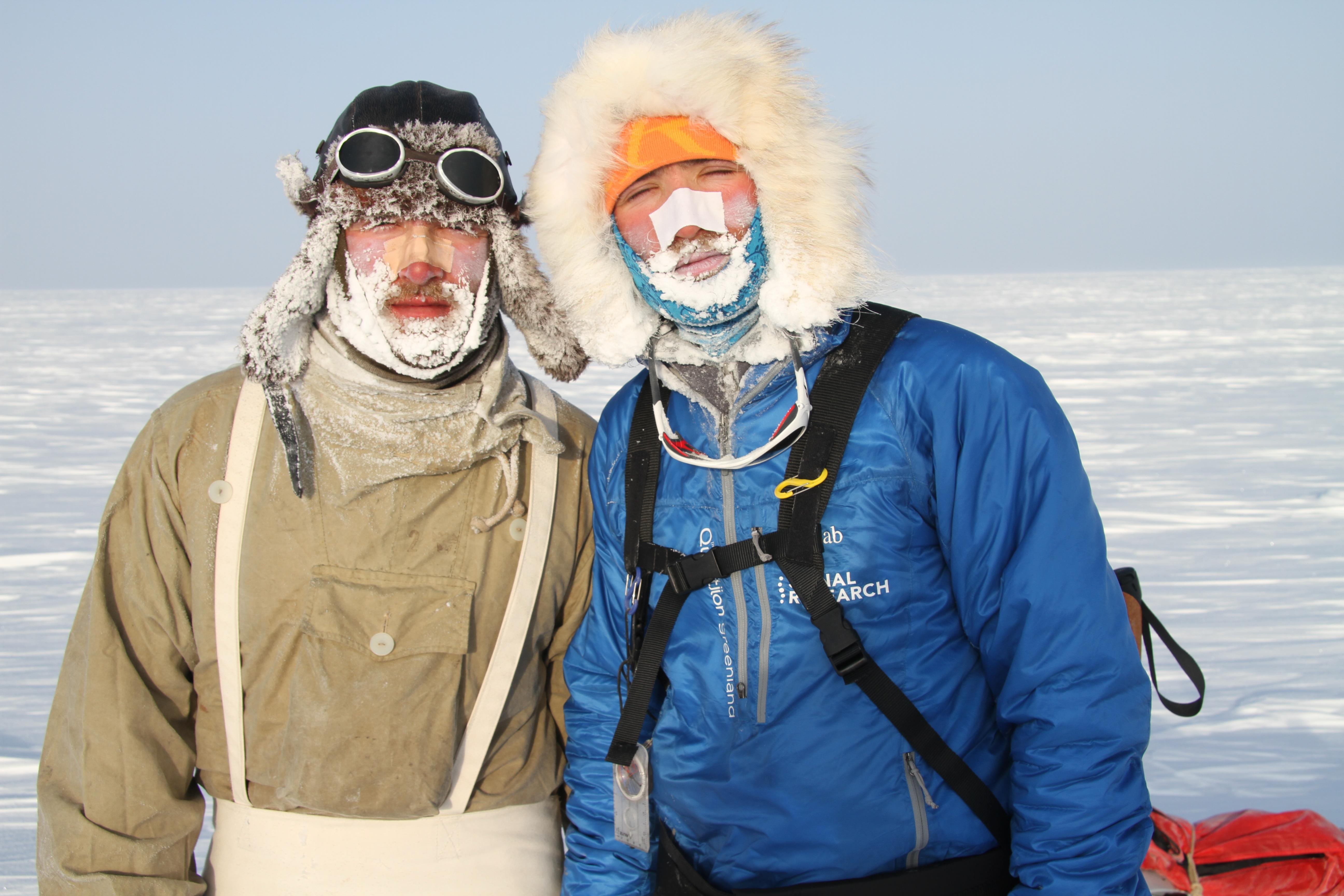 The Turner twins: World first adventurers