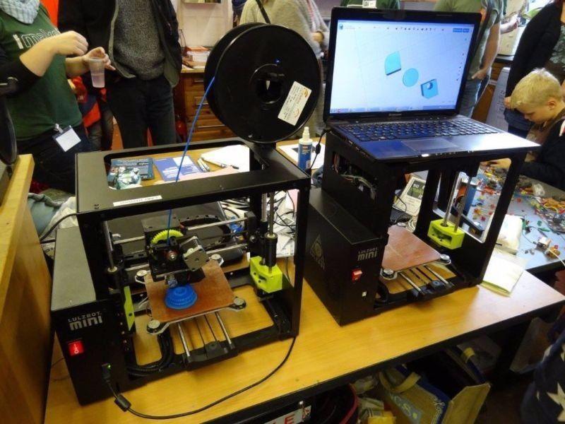 So Make It - MakerSpace - WorkShop - 3D Print