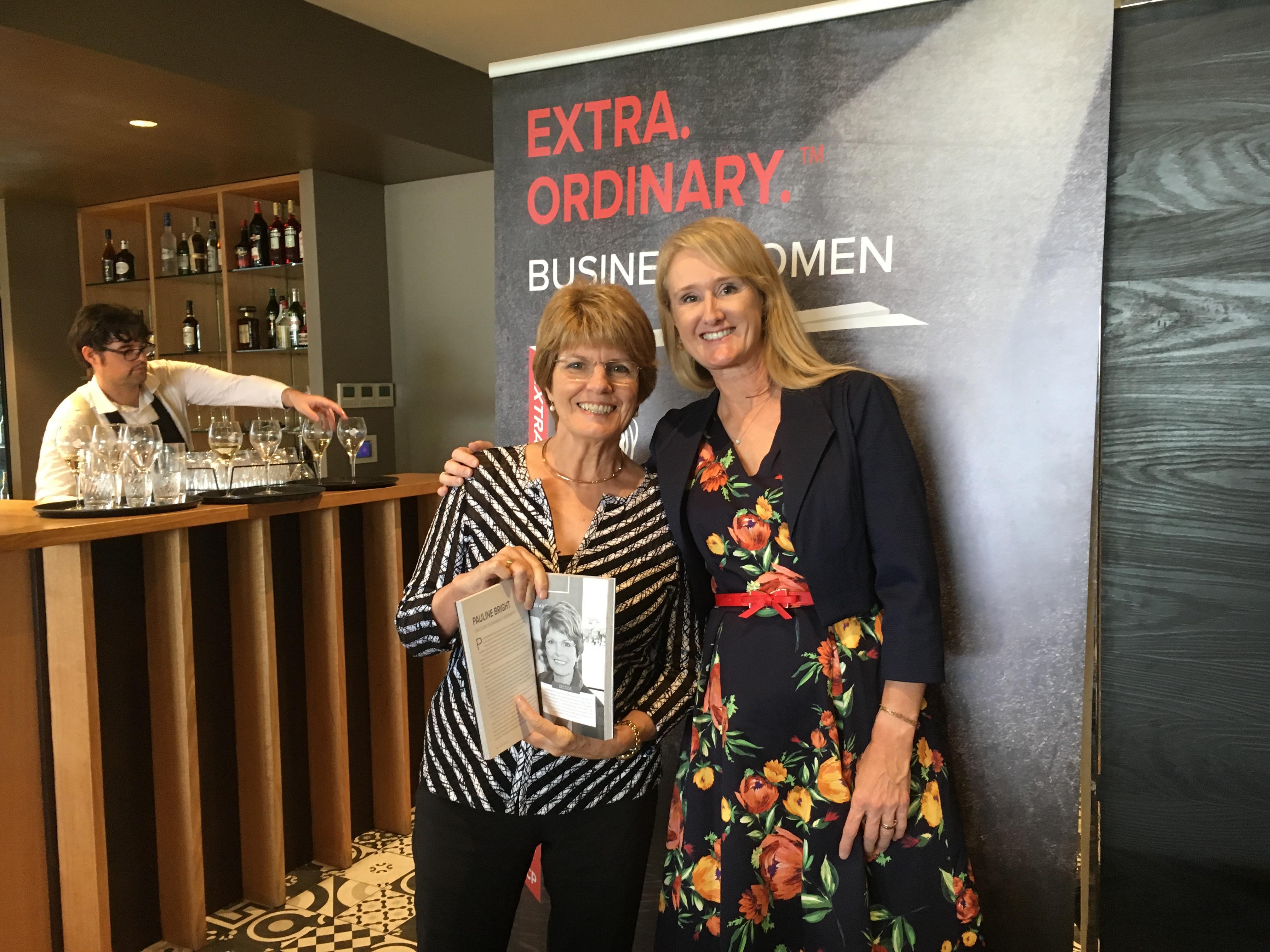 Extra.Ordinary Businesswomen Contributor Book