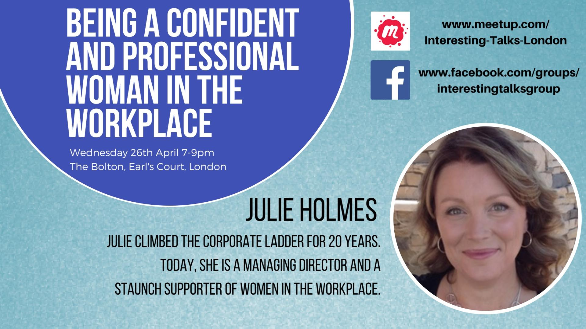 being a confident and professional w in the workplace by julie being a confident and professional w in the workplace by julie holmes