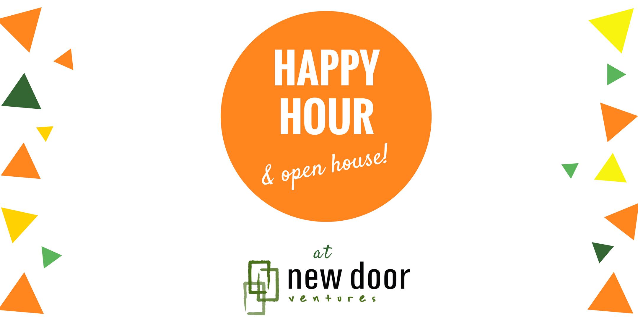 Happy Hour & Open House