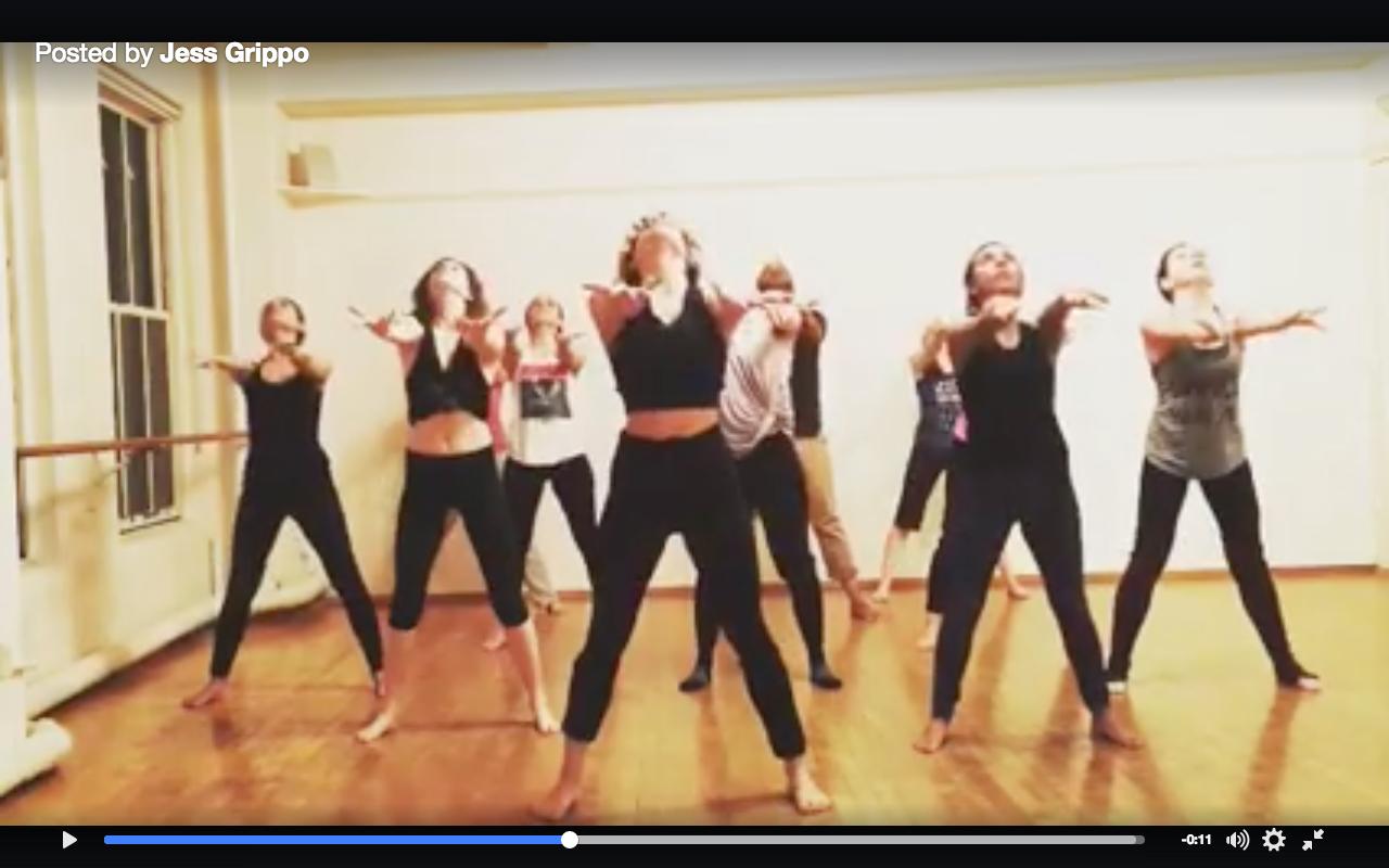 "You Can Dance Again: ""The OA"" themed class"