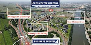 Open Coffee Utrecht   Netwerkbijeenkomst & Event
