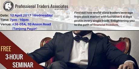 Signup stock seminar trading