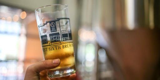West Sixth Brewing Tour and Tasting - 2pm SAT and SUN Tour
