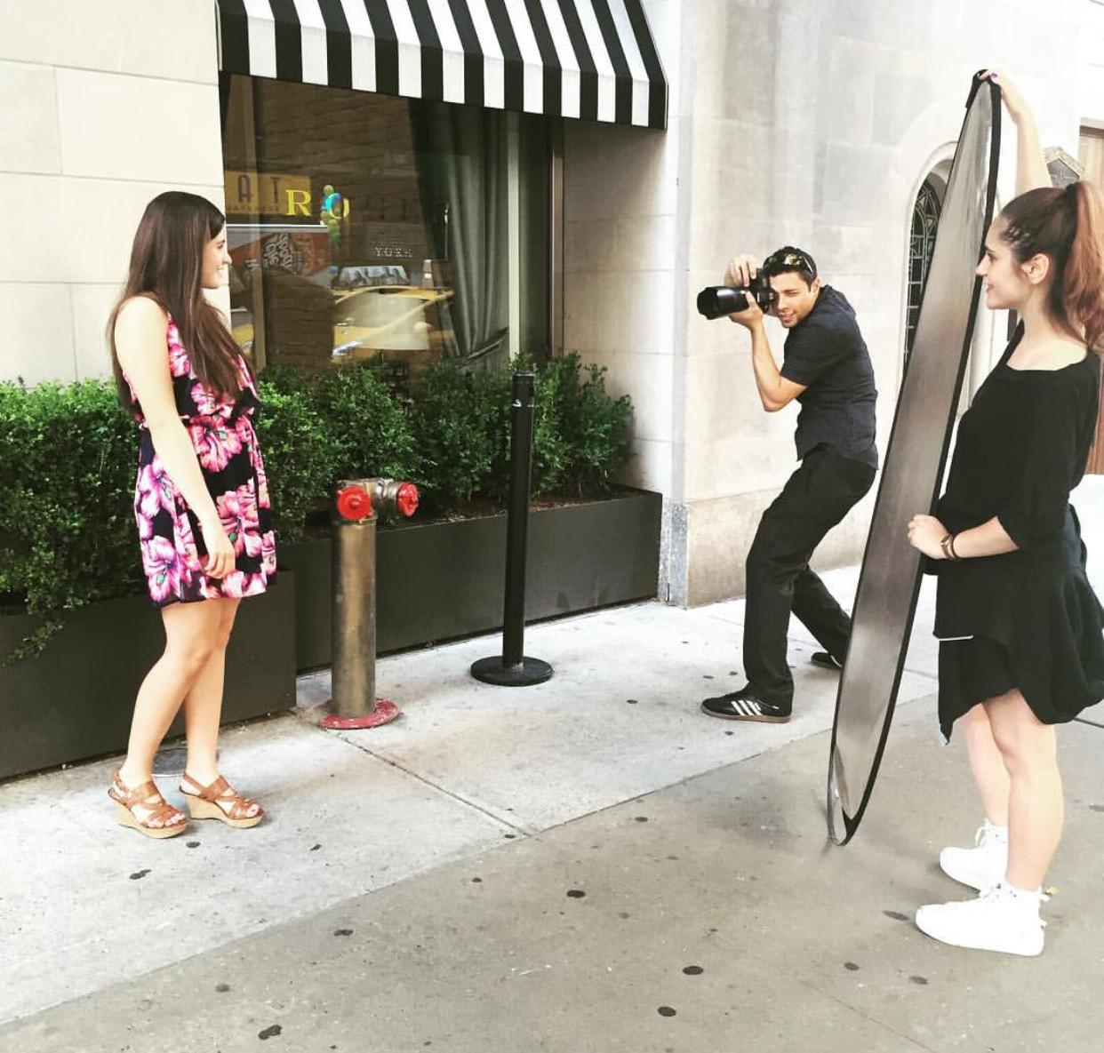 MODELING CAMP NYC