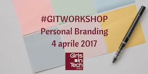 GIT Workshop - Personal Branding