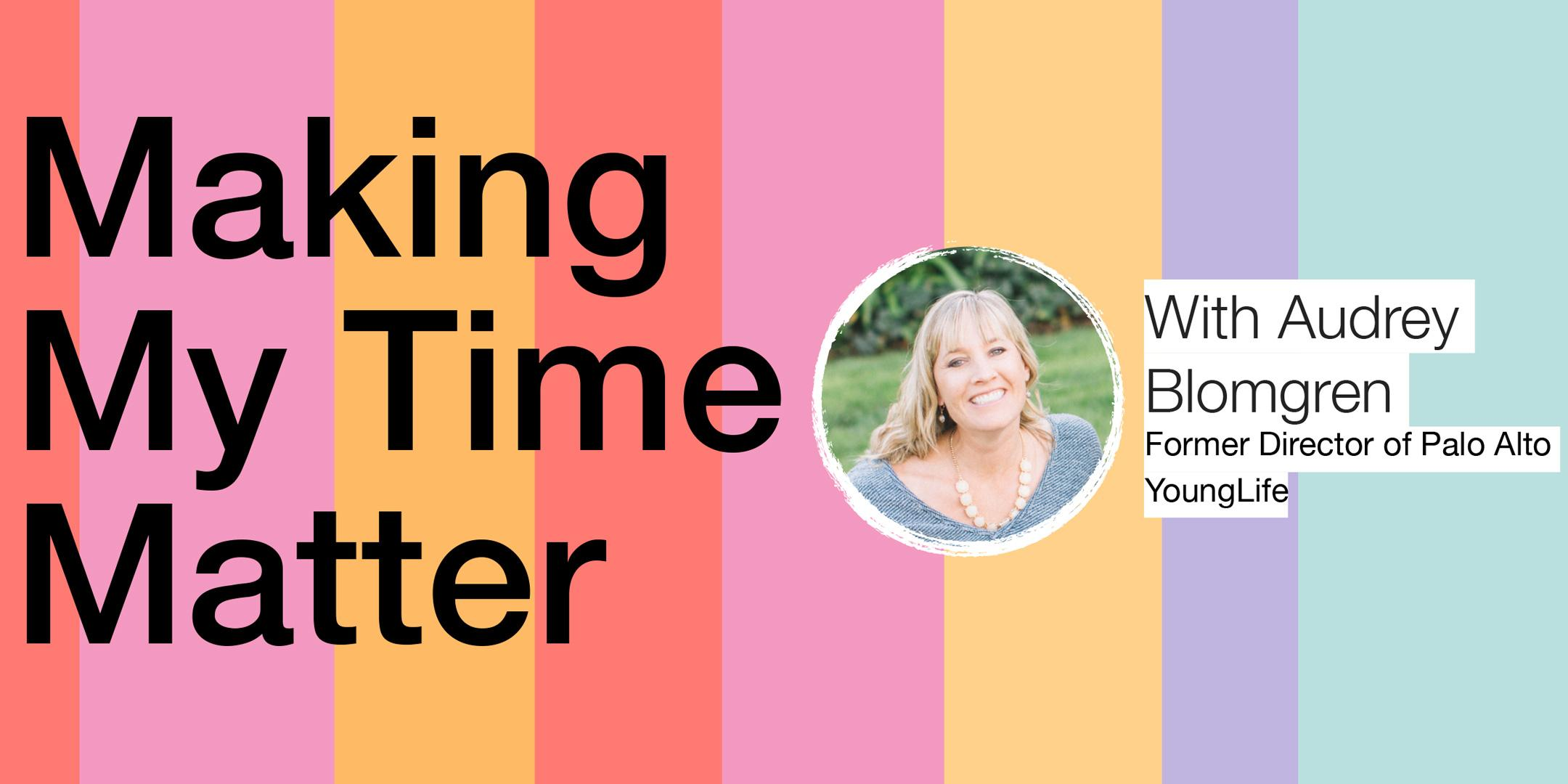 Making My Time Matter: Building Effective Rel