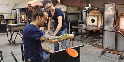 8 Week Introductory Glass Blowing Course