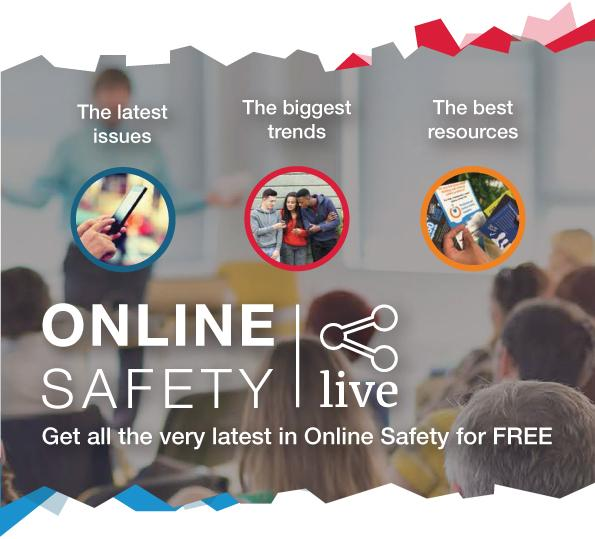Online Safety Live - Wokingham