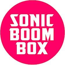Sonicboombox logo