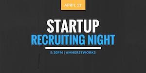 Startup Recruiting Night