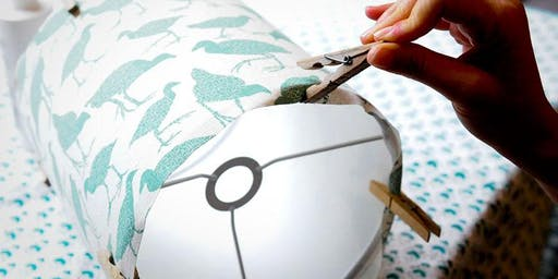Lampshade Making Workshop